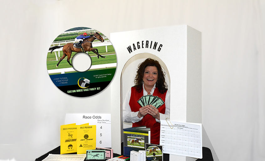 Horse Racing Party Package
